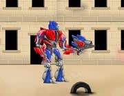 Play Transformers Take Down