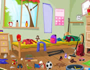 Play Pigsty Clean Up