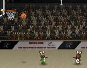 Play Bunny B-ball