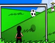 Play Ninja Goalkeeper