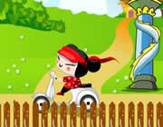 Play Pucca Ride