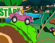 Play Homers Donut Run