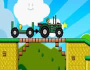 Play Mario Tractor 4