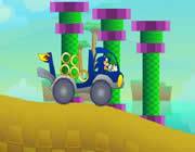 Play Sonic Truck 2