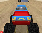 Monster Race 3d Game