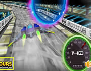 Play Spaceship Racing 3d