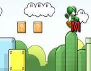 Play Mario Typing
