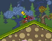 Play Simpson's Bike