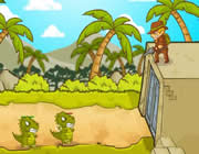 Play Dino Attack