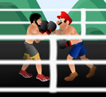 Mario Boxing Game