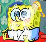Play Care Baby Sponge Bob