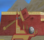 Play Avatar Fortress Fight