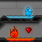 Play Fireboy And Watergirl In The Crystal Temple Iv