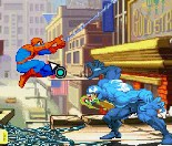 Play Spiderman Fighting