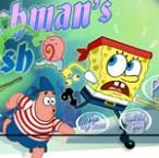 Play Sponge Bob Dutchmans Dash