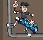 Play Sewer Skater