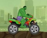 Play Hulk Atv