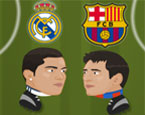 Play Football Heads La Liga