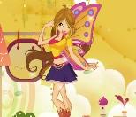 Play Winx Spring Adventure