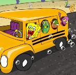 Play Spongebob School Bus