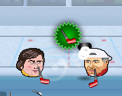 Play Sports Head Ice Hockey