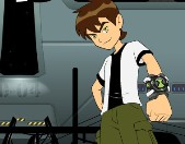 Ben 10 Space Battle
