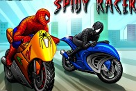 Play Spidy Racer