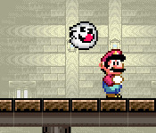 Play Mario Ghost House