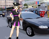 Police Girl Dress Up