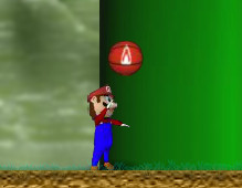 Play Mario Basketball Challenge