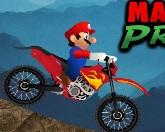 Play Mario Bike Practice