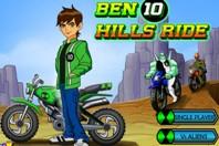 Play Ben 10 Hills Ride