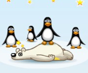 Play Crazy Penguing Catapult