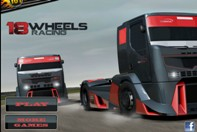 Play 18 Wheels Racing