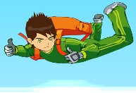Play Ben 10 Parashooter
