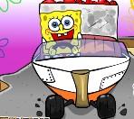 Play Spongebob Crab Delivery