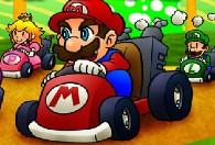 Play Mario Karting Race