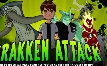 Play Ben 10 Krakken Attack