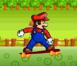 Play Mario Skate Ride