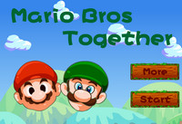 Play Mario Bros Together