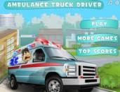 Play Ambulance Truck Driver