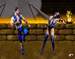 Play Mortal Kombat