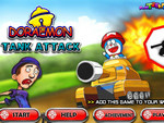 Play Doraemon Tank Attack