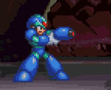 Mega Man Virus Mission