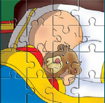 Play Caillou Puzzle