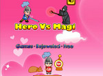 Hero Vs. Magi