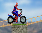Play Spiderman Dead Bike