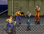 Play Double Dragon