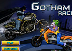 Batman Motor Racing