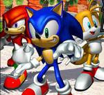 Play Sonic Puzzle